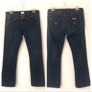 Hudson jeans Size 28 Boot Cut Shorter Inseam